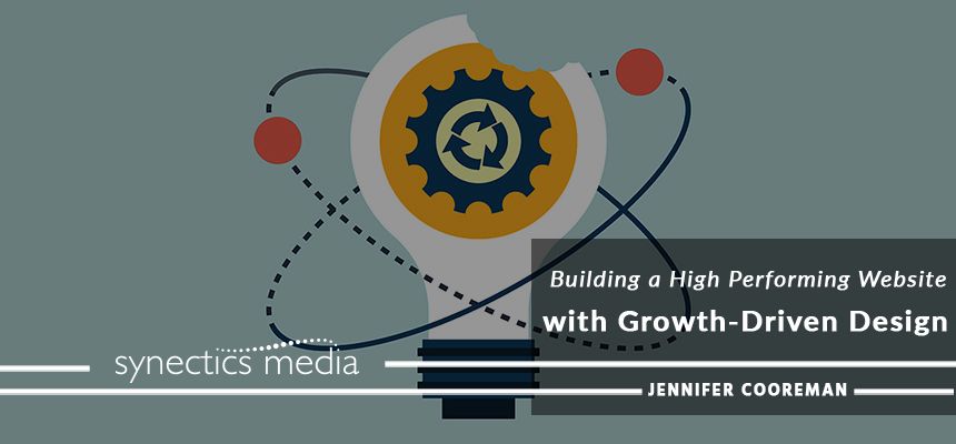 Building a High Performing Website With Growth Driven Design