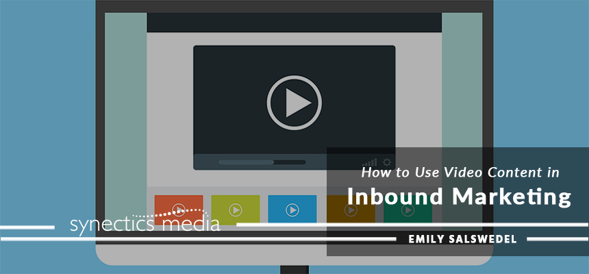 How to Use Video Content in Inbound Marketing