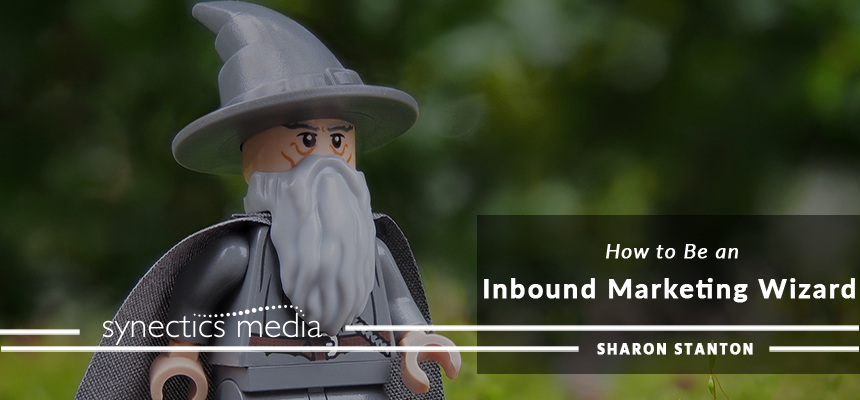 How to Be an Inbound Marketing Wizard