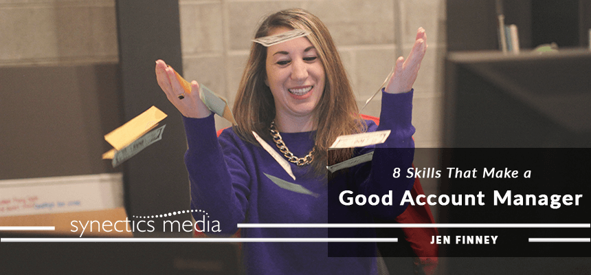 8 Skills That Make A Good Account Manager